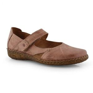 JOSEF SEIBEL Rosalie Rose Mary Jane Shoes 11
